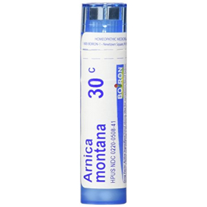 Boiron Arnica Montana 30C Homeopathic Medicine for Pain Relief 80 ct