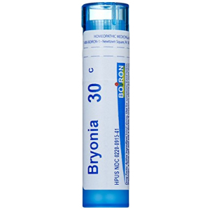 Boiron Bryonia Alba 30C Homeopathic Medicine for Muscle and Joint Pain 80 ct