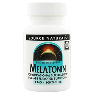 Sleep Science Melatonin 1 mg