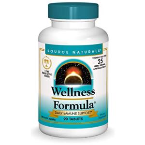 Source Naturals Wellness Formula  90 Count