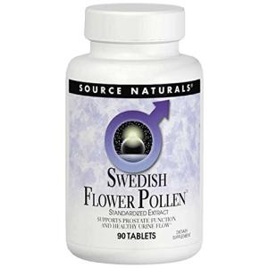 Source Naturals Swedish Flower Pollen