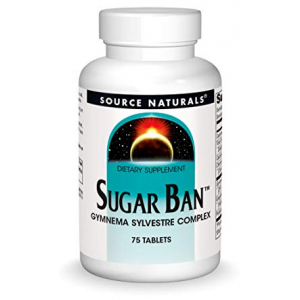 Source Naturals Sugar Ban Gymnema Sylvestre Complex