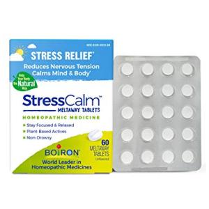 Boiron Stresscalm Meltaway Tablets 60 ct