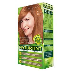 Naturtint 7C Permanent Terra Cotta Blonde Hair color Kit 4.5 oz