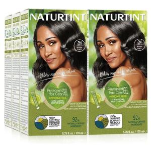 Naturtint Permanent Hair Color 2N Brown Black