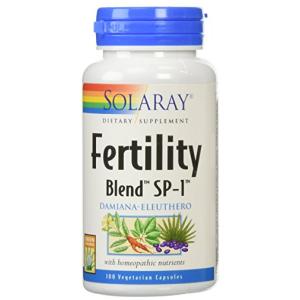 Solaray Fertility Blend SP-1 100 Caps