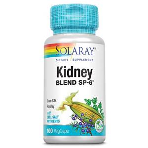 Solaray Kidney Blend SP-6