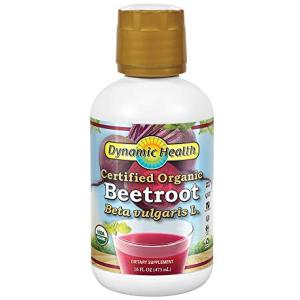 Dynamic Health Organic Beetroot 16 oz