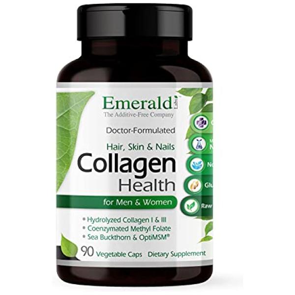 Emerald Labs Collagen Health 90 Veg Caps