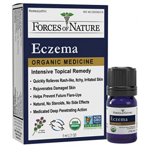 Forces Of Nature Natural Organic Eczema Care 5 ml
