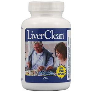 Ridgecrest Herbals Ridge Liver Clean Capsules