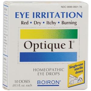 Boiron Optique 1 Eye Drops 10 .12 fl oz doses