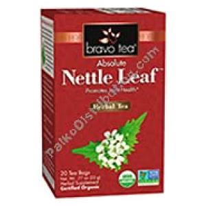Bravo Tea 20 Bag Nettle Leaf Tea Organic