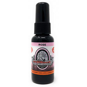 BluntPower 1.5oz High Concentrated Air Freshener - Rose Scent
