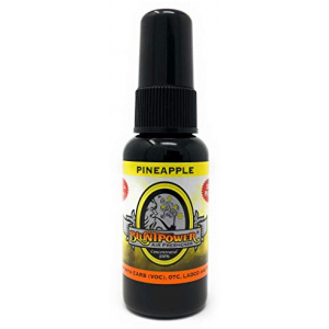 BluntPower 1.5oz High Concentrated Air Freshener - Pineapple Scent