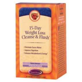 15-Day Weight Loss Support Cleanse & Flush