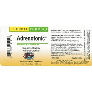 Adrentonic Label
