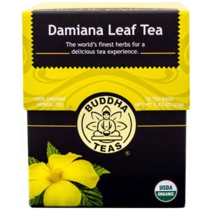 Buddha Teas Damiana Leaf Tea